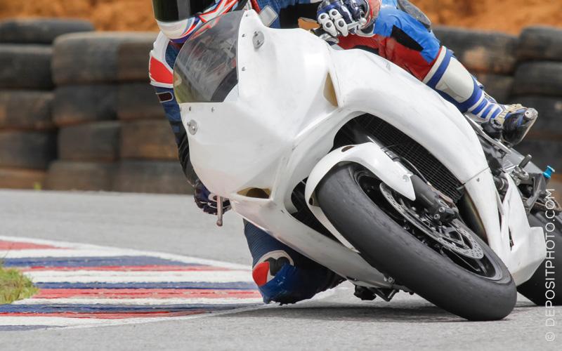 Motorradfahren auf privater Rennstrecke – eine Gefahr des täglichen Lebens